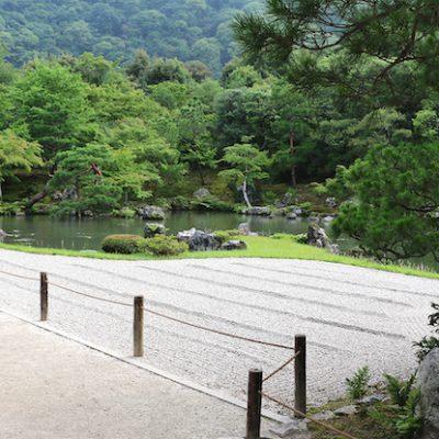 嵐山の風景